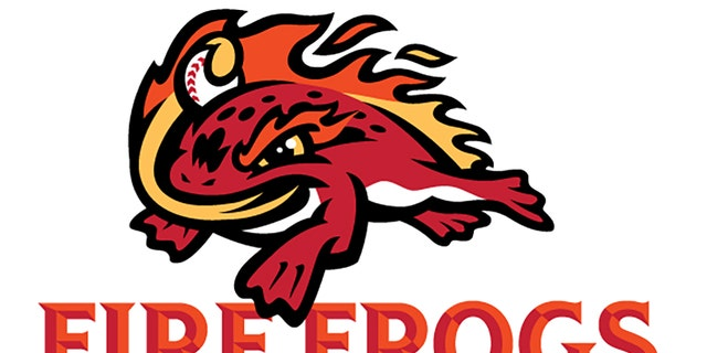 The Fire Frogs are the affiliate of the Atlanta Braves.