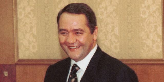 Mikhail Lesin was found dead in November 2015. (PHOTAS/ Igor Zotin)