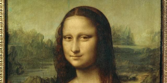 File photo - The Mona Lisa , by Leonardo da Vinci, at the Louvre Museum in Paris.