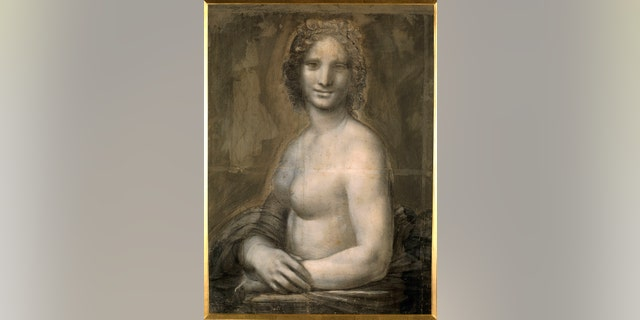 """File photo of the """"Mona Vanna"""" at the Musee Conde."""