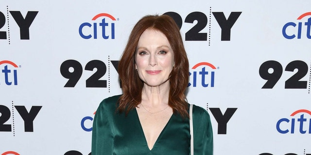 Julianne Moore opened up about the role she's since had second thoughts about.