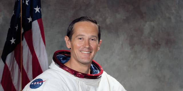 Charles Duke was a tenth chairman to travel on a Moon. (NASA)