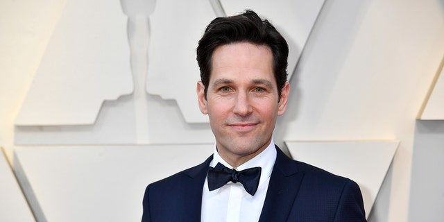 Paul Rudd attends the 91st Annual Academy Awards at Hollywood and Highland on February 24, 2019 in Hollywood, California.