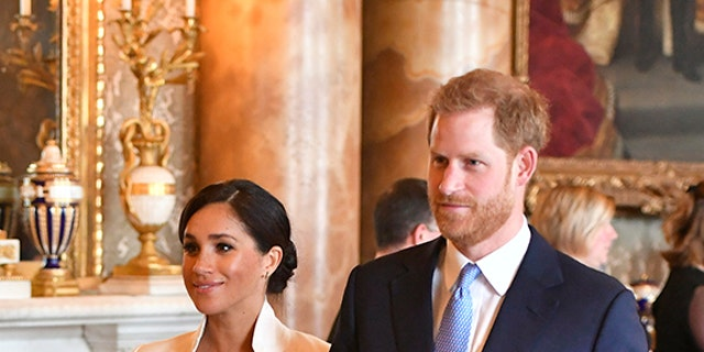 Meghan Markle, Duchess of Sussex, also attended the event with her husband Price Harry.