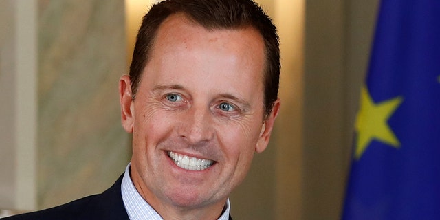 "The U.S. Ambassador to Germany Richard Grenell has suggested the United States should pull thousands of troops if the country does not increase its required NATO defense spending. <br data-cke-eol=""1"">"