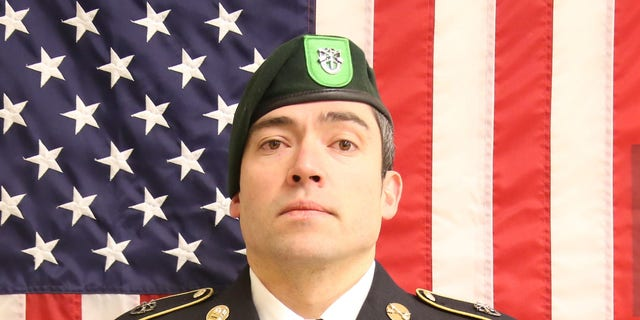 U.S. Army Green Beret Sgt. 1st Class Will Lindsay, who was killed Friday, enlisted in the Army in 2004, and U.S. Army spokesman said.