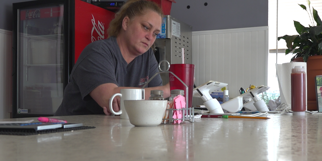 Nese's Country Cafe, a couple of miles from the General Motors Lordstown plant is struggling after the recent closure announcement.