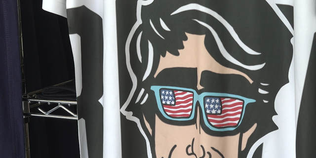 Proper Printshop made several shirts featuring O'Rourke, a few hours after the El Paso native announced his decision on social media. Several people have since requested the shirts.