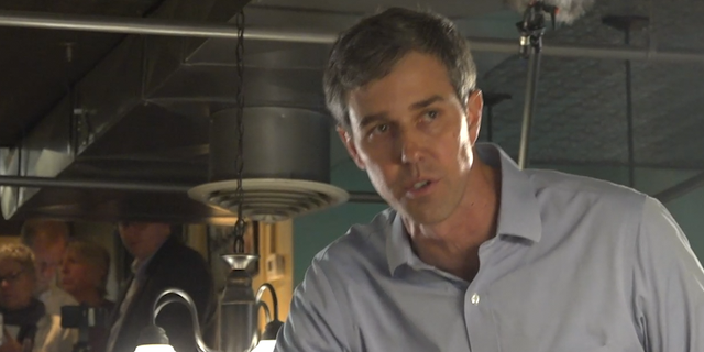 O'Rourke gained national prominence last year while running for the Senate against Sen. Ted Cruz. He became known for his fund-raising prowess, though he ultimately lost the race.