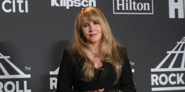 Stevie Nicks: I'll never sing again if I get COVID-19