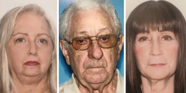 Mary-Beth Tomaselli, left, and her sister, Linda Roberts, right, allegedly confessed to killing their father, Anthony Tomaselli, in 2015 after he refused to enter an assisted living facility, officials said on Tuesday.