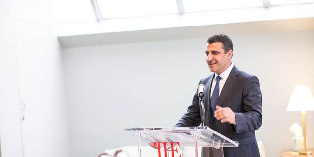 Ambassador Varuzhan Nersesyan