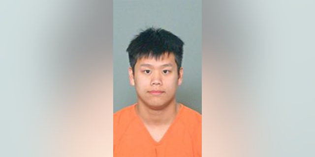 "Xengxai Yang, 19, of Appleton, Wis., was charged Monday with ""robbery of a financial institution with a dangerous weapon."""