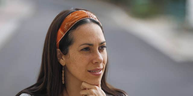 Yael Eckstein is a mother of four and the president of the International Fellowship of Christians and Jews.