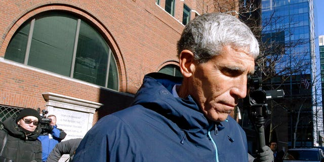 "William ""Rick"" Singer pleaded guilty to several allegations in his college admissions cheating scheme."