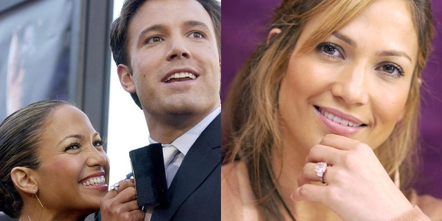 Jennifer Lopez and Ben Affleck never made it down the aisle.