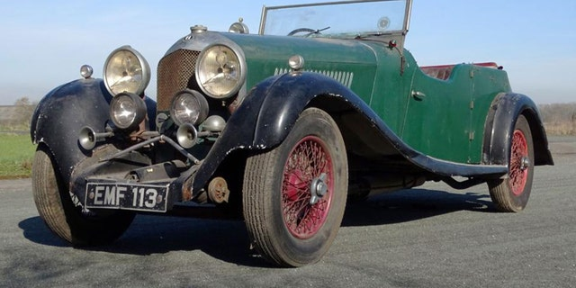 Image result for bentley sells for small fortune