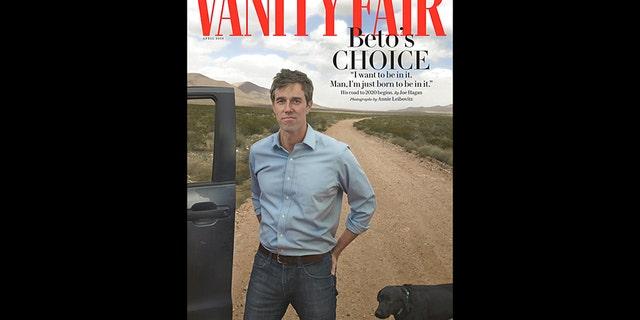MSNBC host Chris Matthews is a huge fan of Beto O'Rourke's new Vanity Fair cover.