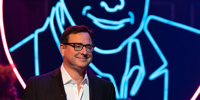 Bob Saget played the character Danny Tanner on the sitcom.