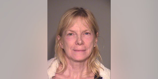 This undated booking photo provided by The Ventura County Sheriff's Office Shows Catherine Ann Vandermaesen, or Ojai, Calif.