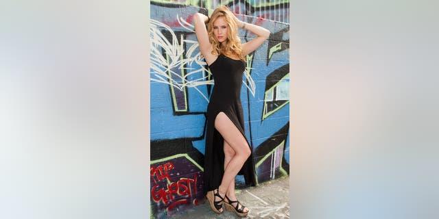 Actress Charlotte Kirk in October 2012. (Michael Bezjian/WireImage, File)