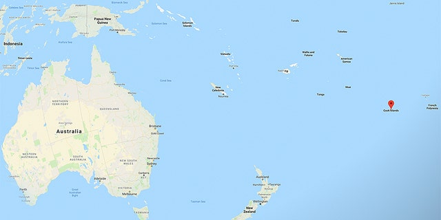 Cook Islands On World Map.Cook Islands Forms Committee To Shed Colonial Title Rename After