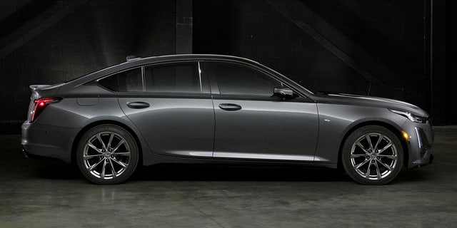 Cadillac CT5 revealed ahead of New York Auto Show debut ...