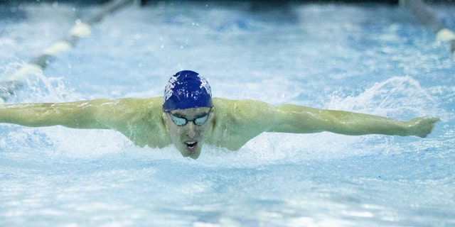 Members of the swim team, which are comprised of students from three SUNY campuses, must stay nearly an hour north of the competition's North Carolina site in neighboring Virginia.