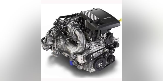 Chevrolet Silverado 1500 diesel could be the most powerful