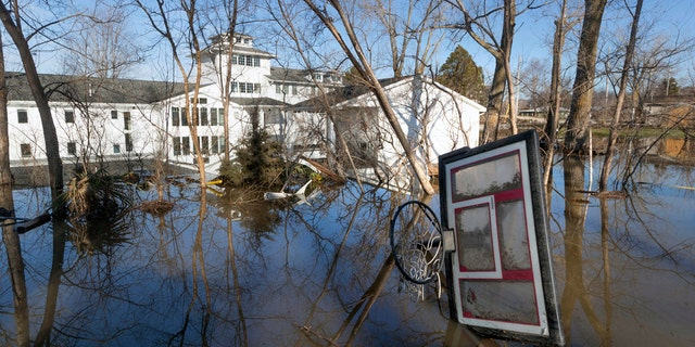 Flooding in Nebraska has caused an estimated $1.4 billion in damage. The state received Trump's federal disaster assistance approval on Thursday.