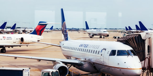 Chicago O'Hare International Airport on July 17, 2017. (iStock)