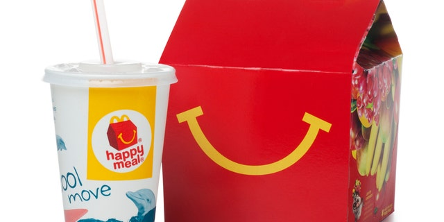 Last year, McDonald's began exploring ways to make a toys from a singular form of cosmetic for a functions of easier recycling.