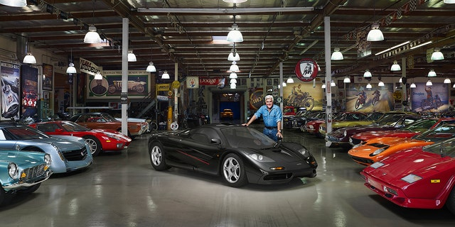 Leno's McLaren F1 has an estimated value of $17 million.