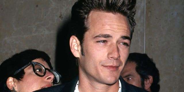 Westlake Legal Group luke-perry-getty Luke Perry's son Jack looks like his twin at New York Comic Con Jessica Napoli fox-news/person/luke-perry fox-news/entertainment/events/departed fox news fnc/entertainment fnc article 8e8e7904-5b41-5dd1-8276-7fefd946978e