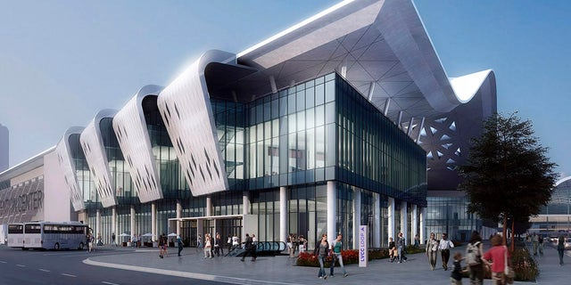 The Loop will be incorporated into an expanded convention center complex.
