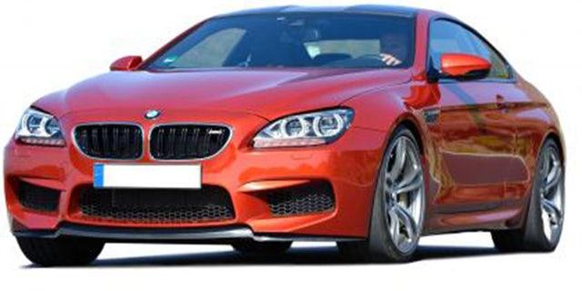 The M6 cost $125,000 in the U.K.