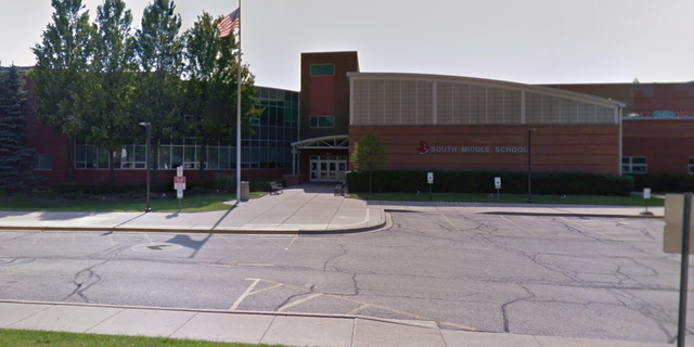 South Middle School in Arlington Heights was reportedly hit with a flu outbreak this week.