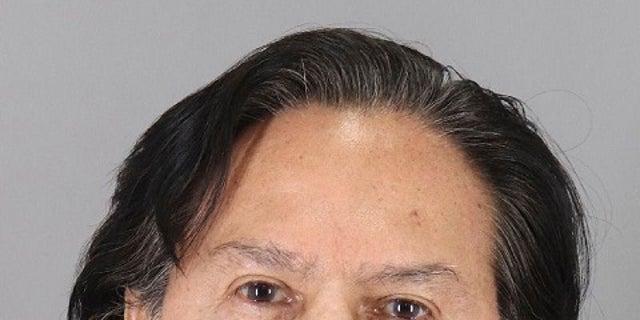 San Mateo County Sheriff's Office spokeswoman Rosemerry Blankswade said Monday that Alejandro Toledo was arrested Sunday night near a restaurant near the San Francisco Bay city of Menlo Park.