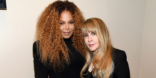 Stevie Nicks, Janet Jackson urge Rock & Roll Hall of Fame to