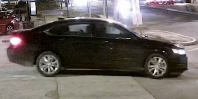 Police discovered that after leaving the bar, Josephson had requested a ride from Uber and was last seen getting into this black Chevy Impala.