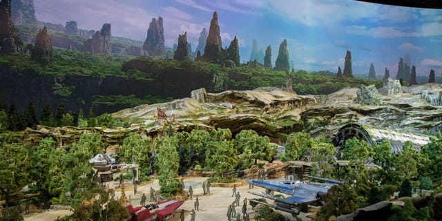 Disneyland Park in California on May 31, while Disney World in Florida will open on Aug. 29.