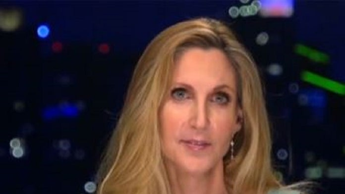 Ann Coulter says if Trump knew English, he would understand meaning of 'WALL'