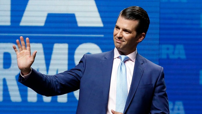 Donald Trump Jr.: 'Screaming racism has become the easy button' for left-wing politicians