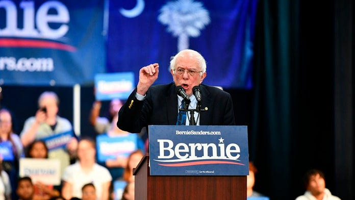 Bernie Sanders and Beto resonating strongly with Dems, Warren not so much: researcher
