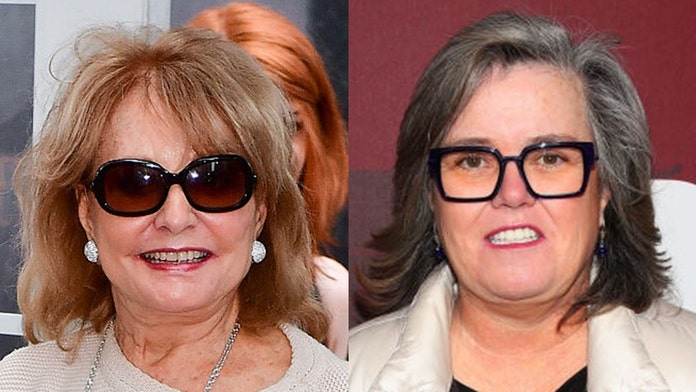 'The View's' Barbara Walters once threatened to quit if Rosie O'Donnell re-upped: report
