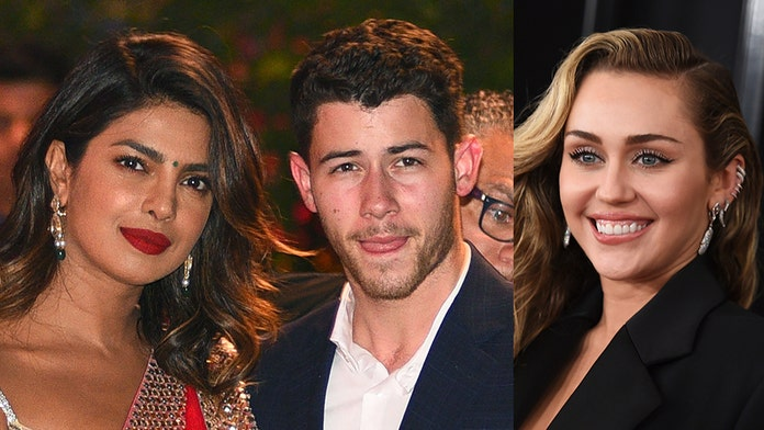 Image result for Priyanka Chopra reacts to Exes Nick Jonas and Miley Cyrus DM'ing Each Other