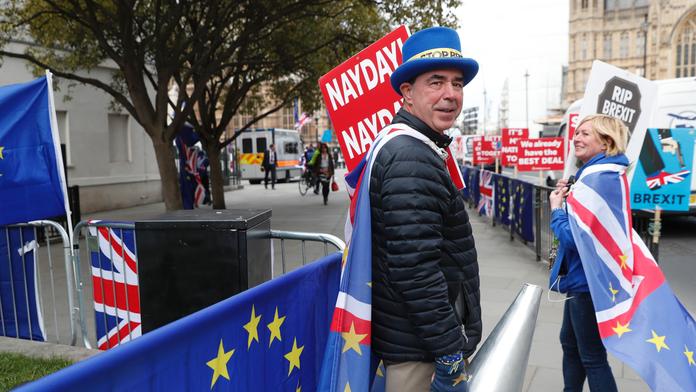 What Next? UK lawmakers seize control, aim to unblock Brexit