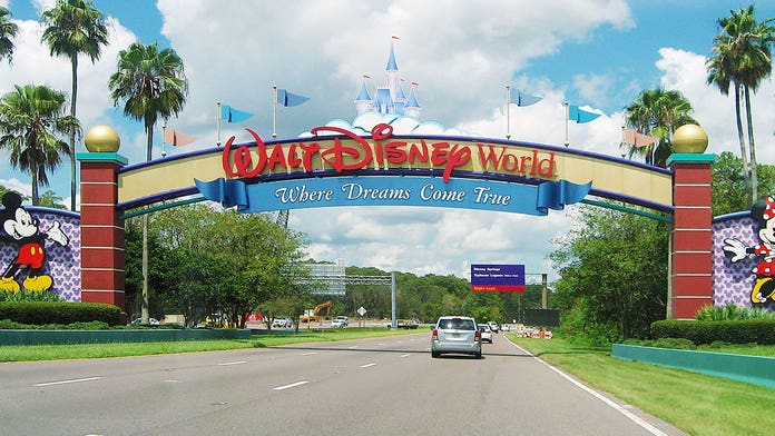 Walt Disney World increases ticket prices for most popular days