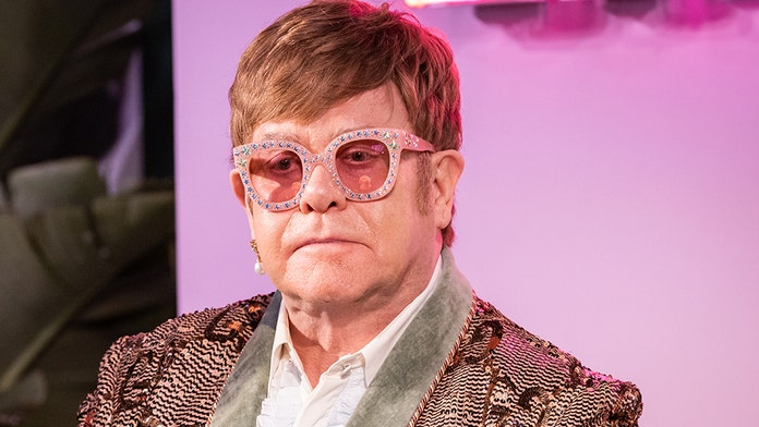 Elton John reveals his most 'difficult' scenes to watch in 'Rocketman' biopic