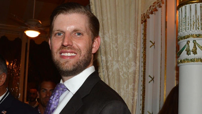 Eric Trump accuses CNN, New York Times of 'presidential harassment' in 'Fox & Friends' interview